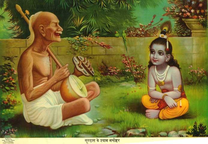 why lord krishana named bhakt vatsala