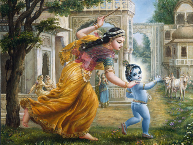Mother's day had you known krishna was the best son