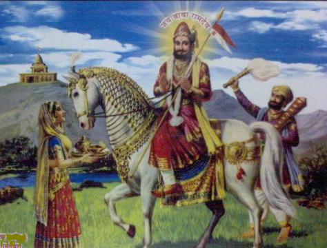 baba ramdev saint( peer) story of runecha rajasthan