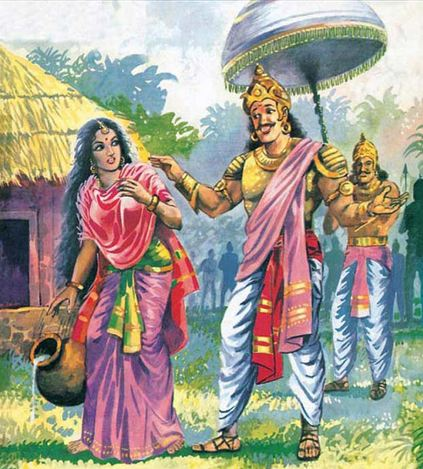 how do pandava's killed there brother in law