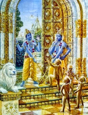 lord vishnu's gate keeper jay vijay were the best villain in pouran