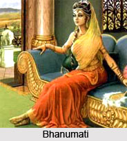 bhanumati the princess of kalinga state
