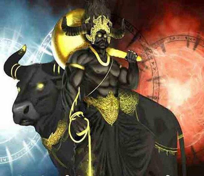 mandavya rishi cursed yamraj to be son of servant