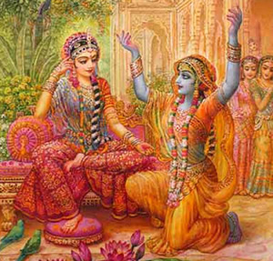 draupadi share her self with pandva's in condition of not sharing household