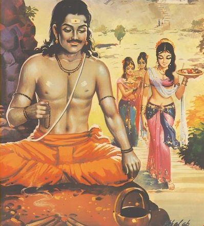 shri krishna help arjuna to kidnap his sister subhadra