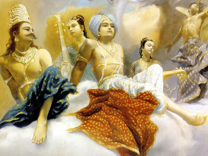 maharshi markandey tell story to yudhisthar of indradyumya