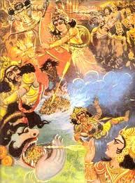 kachh the son of brahspati, learn sanjiwani to help deva