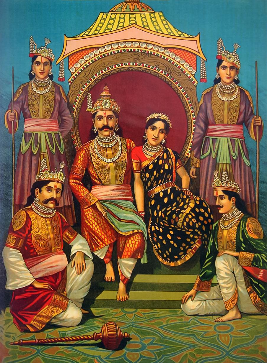purushmriga invited in rajsuya, bheema to surpass tough hurdle