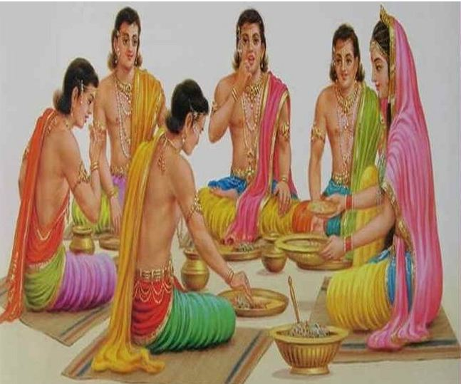 the mystery of sons of draupadi named panchali
