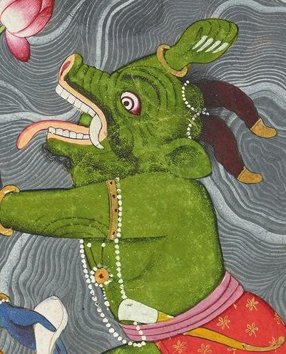 the legend of varaha avtara and killing of hirnyaksh