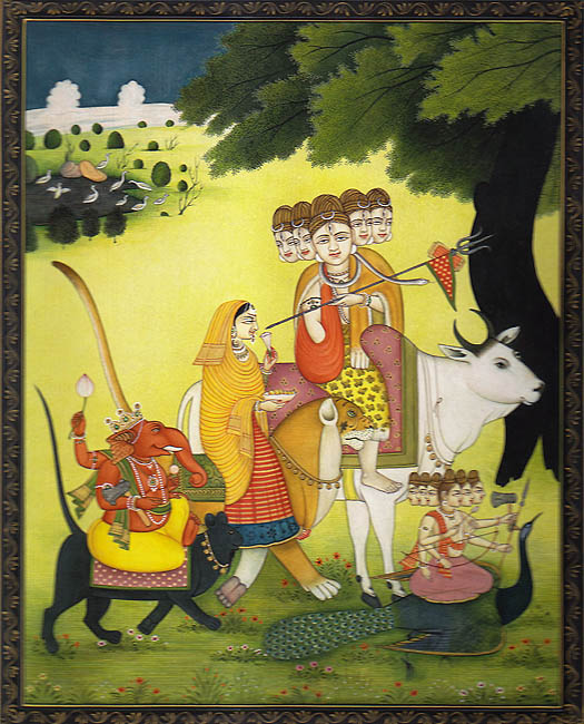 did you know about lord shiva 3 other sons excluding ganesha n kartikeya?