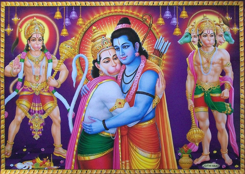 uttarkand of ramayana, when rama told story of vanvasa to bharata cried