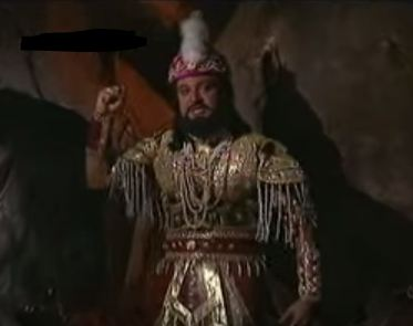 kalyavan killed by krishna was from kaba and muslim king of demon