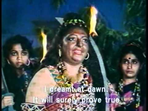 vibhishana's wife gandharva kanya sarama n daughter trijata also helped rama