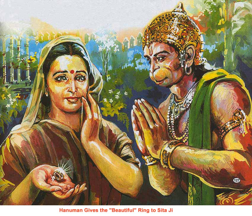 why the part of ramayana named sundarkand of sita finding by hanumana?