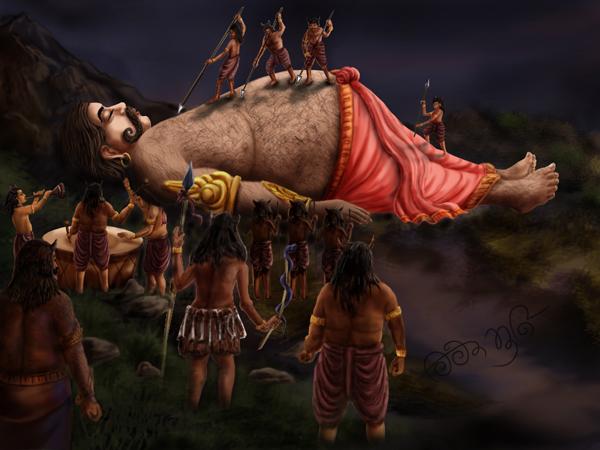 kumbhakaran the lagend of rakshasa