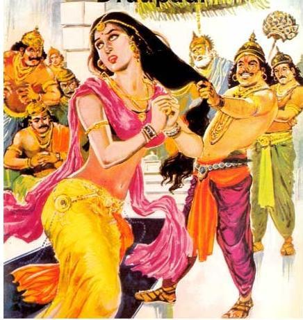 shakuni the master behind insulting of draupadi