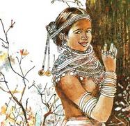 shabri's original name was shramana, princess of shramna cast