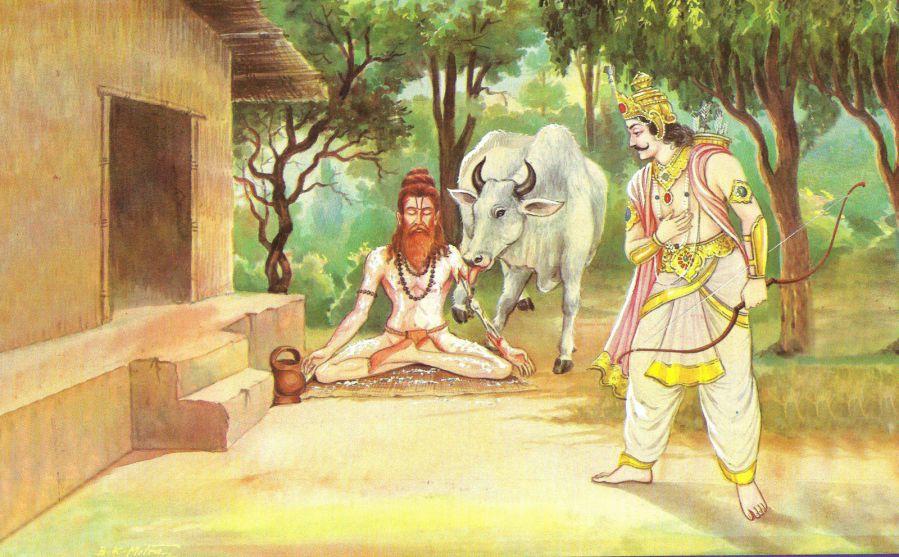 the saga of great son of sage dadhichi
