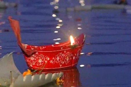 kartik month of hindu callander  starts from 27th October