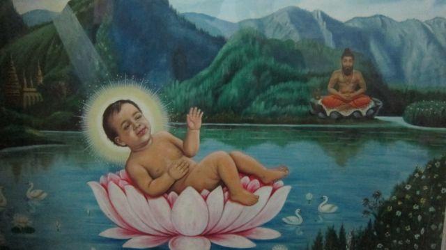 from berth kabir was saint of lord rama