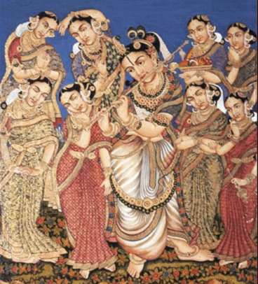 the eight wives of lord krishna and there story