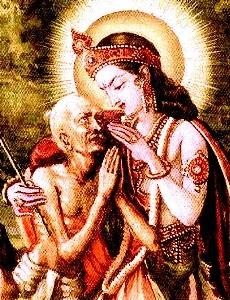 the saga of cross curse from friends of radha krishna!