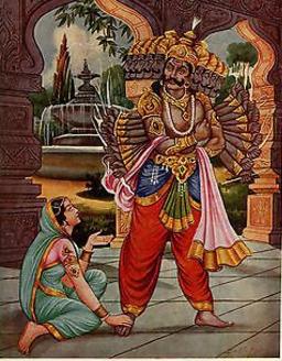amazing facts about mandodari, the wife of rawana