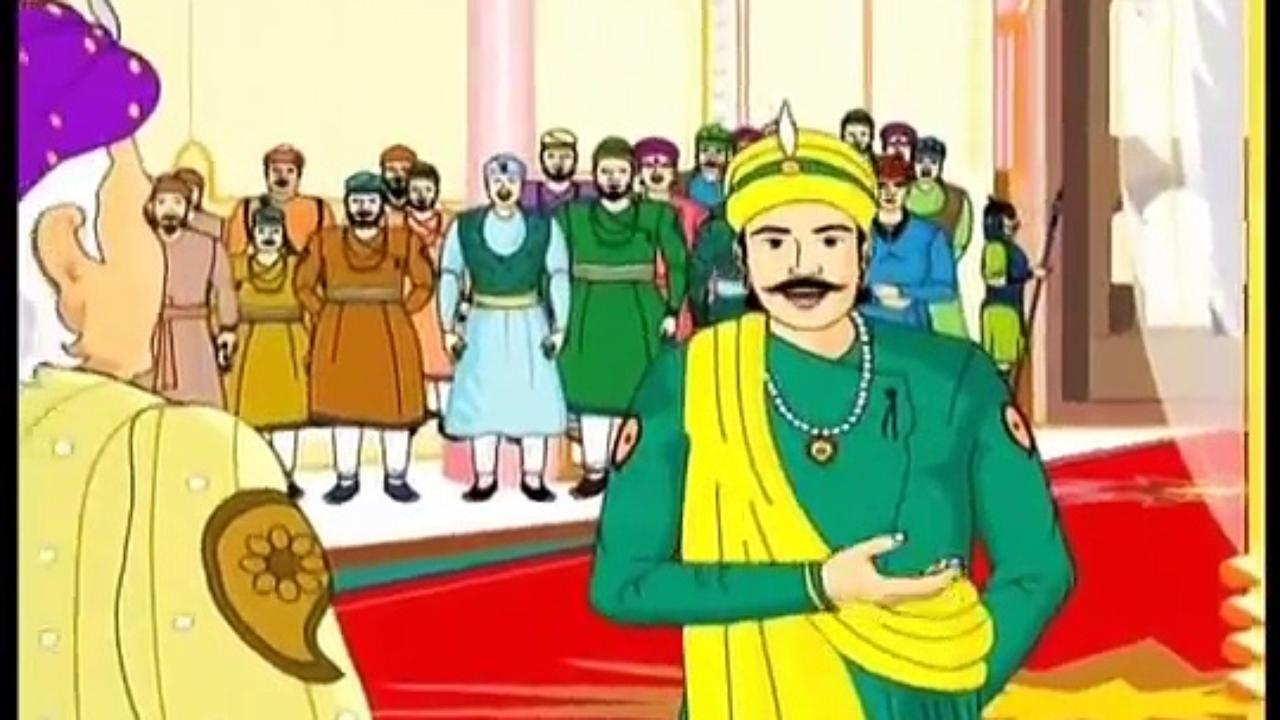 STORY AKBAR AND BIRBAL