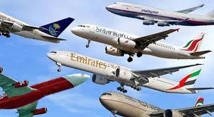 there is desire to go abroad airoplane