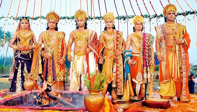 Who more than he loved Draupadi?