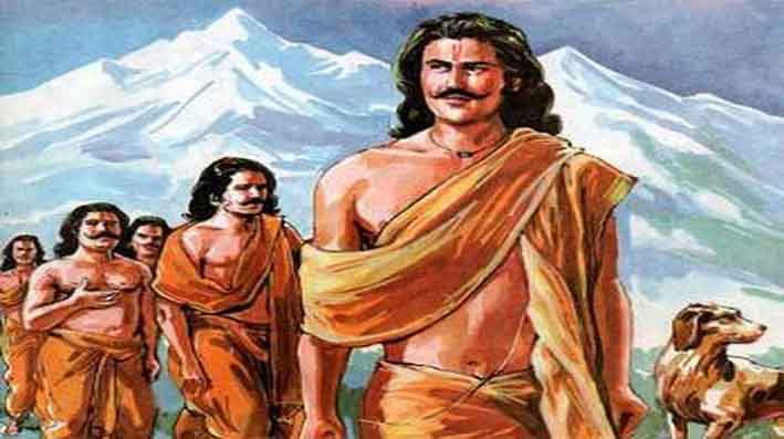 Dharmaraja Yudhisthira was the slaughter of his own Mamasri what?