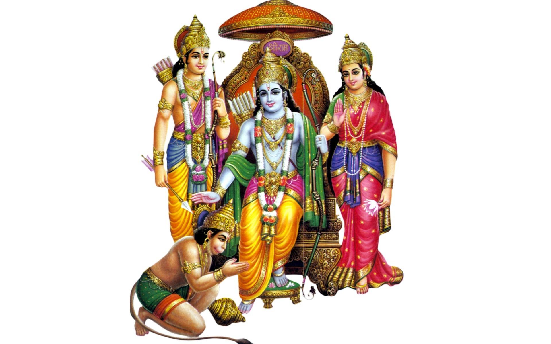 Hindu Muslim in his court used to make coins of Ram Rajya?