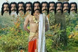 If successful, what meghanaad worship Ravana in battle wins?