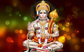 What really was thrown into the sea, which was authored by the Ramayana, Hanuman