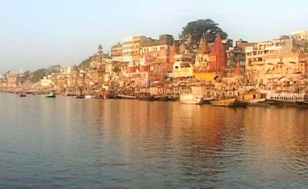An amazing thing is these Muslim faith in the Ganges