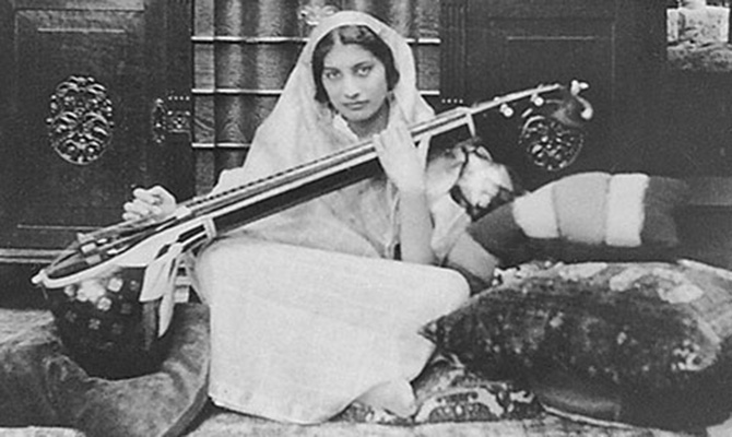 Indian Princess made a brave detective, completely exhausted Germany