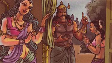 What really Mandodari, the wife of Vibhishana