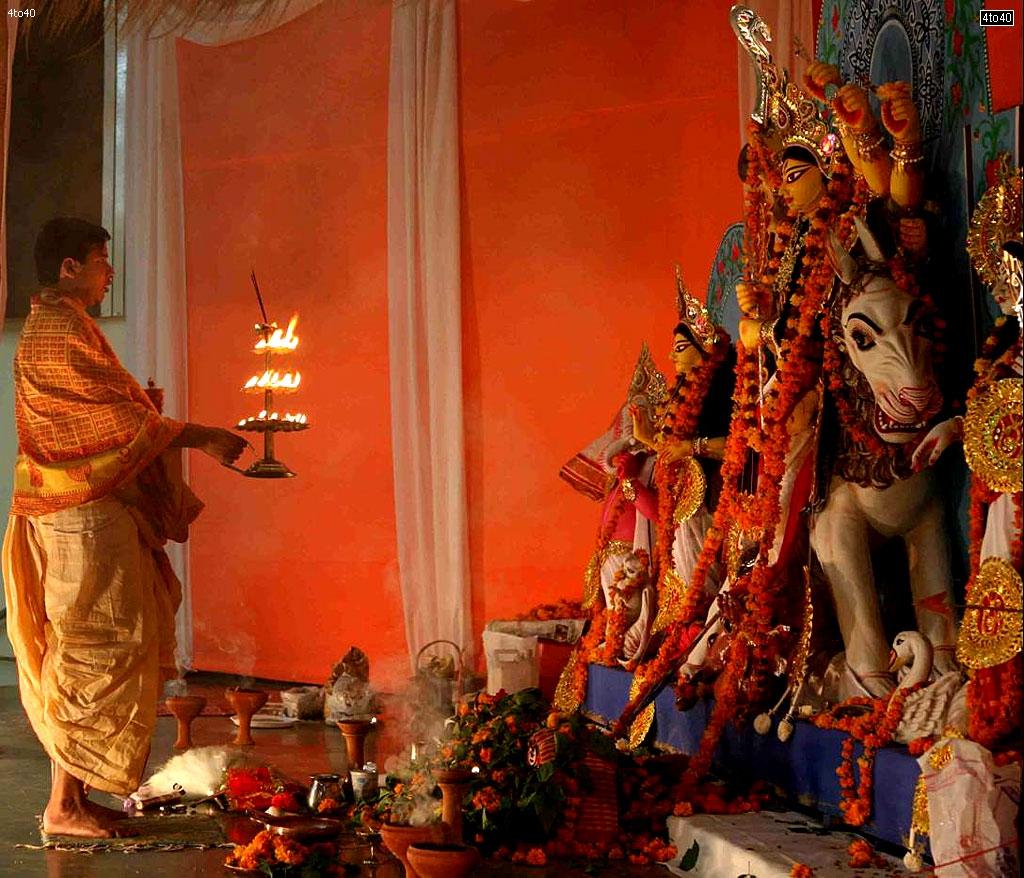 After all even after prayers are uttered mantra Krpurgurn