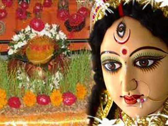 If what you want to achieve good results usher in a Navratri