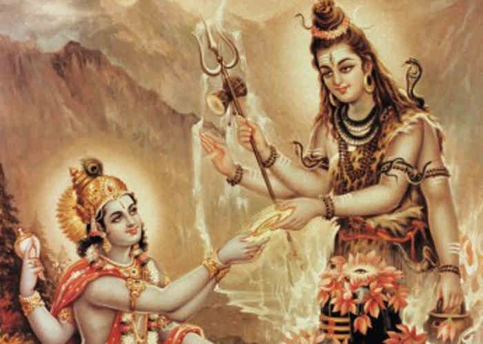 where are ShriKrishna was mundan sanskar in rajasthan, was the worship of Shiva