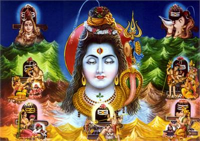 Liberation from sin for his master who made Lord Shiva