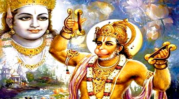 What really Hanuman Ramayana was written by the first or legendary facts