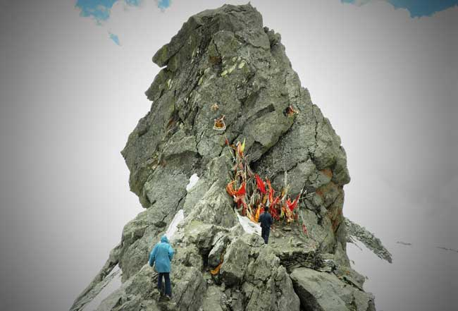 shrikhand Mahadev is much harder than amarnath the trip