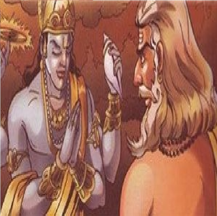 sad story of goddess sita's exile happened due to curse of sage bhrigu