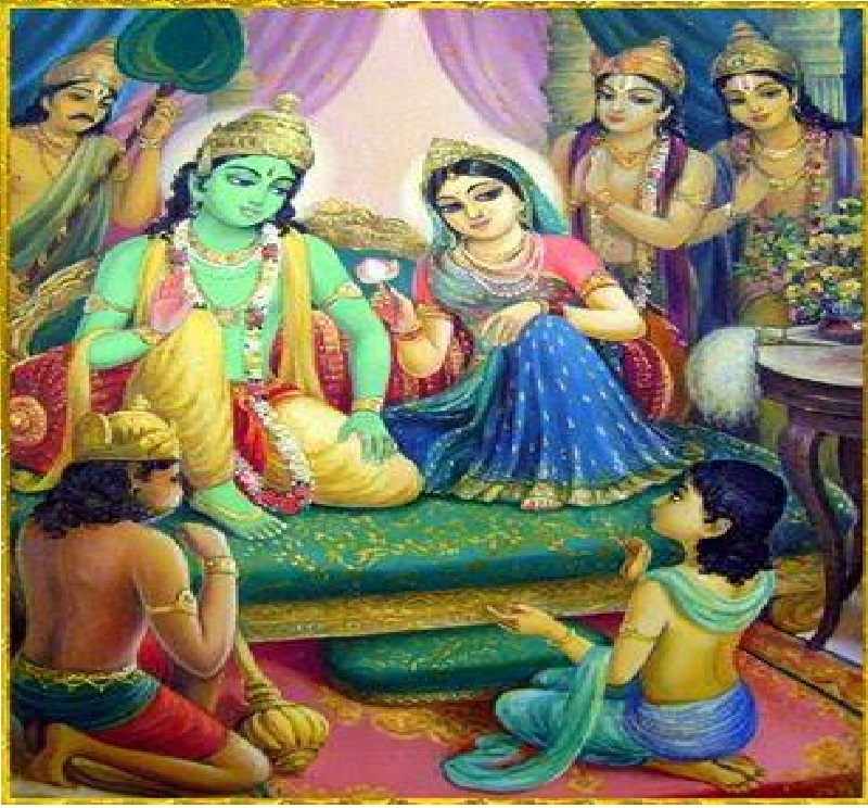 amazing secret of rama no one know
