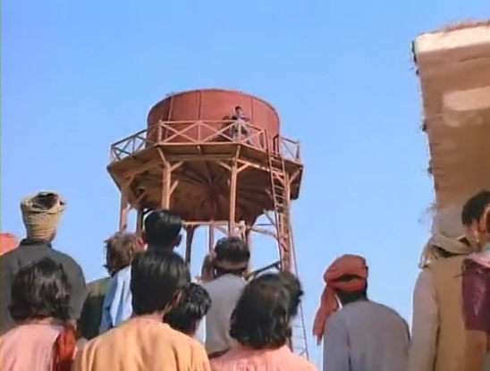 Silly mistake in sholay, you hadnt noticed!
