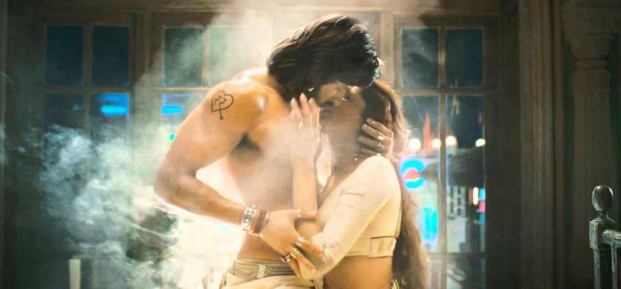 Bollywood kissing history on or off screen