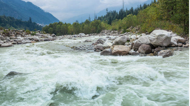 Know history of satluj river of India