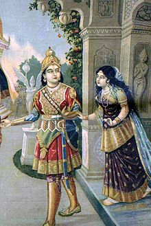 uttara married in age of 11 to 15 year old abhimanyu